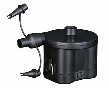 Inflador eléctrico para camping y playa, Mini Compresor de Aire