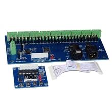 27CH  DMX512 Decoding Board External Digital Display Address Code Input 12V-24V