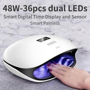 Sun4 UV LED Nail Lamp