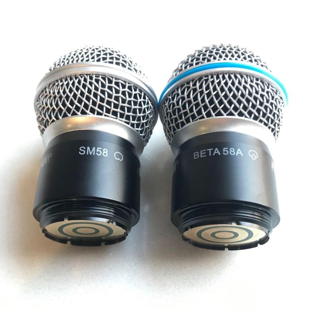 Mic Shell Repair Parts for SM58 BETA58 SLX24 Microphones