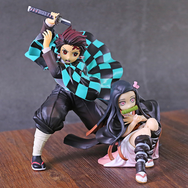Banpresto Ichiban Kuji Demon Slayer Kimetsu no Yaiba A Tanjirou Figure Anime