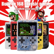 Mini Handheld Game Players Portable Video Game Con