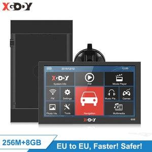 XGODY 9'' Car Gps Navigator 25