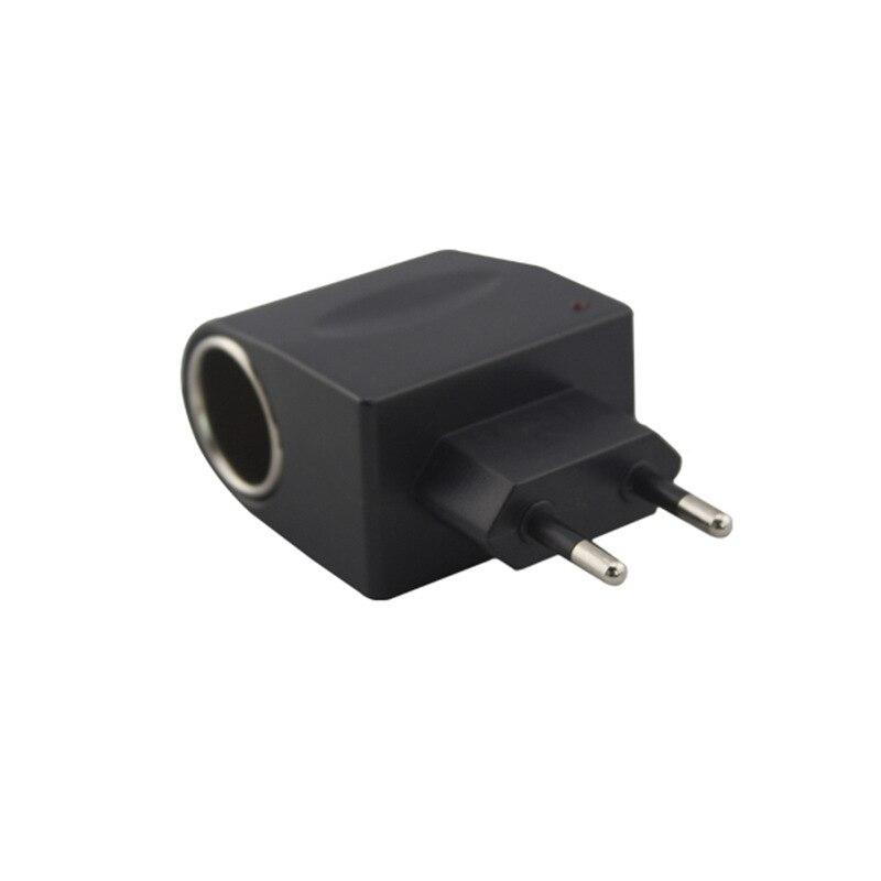 EU 12V Adaptor Charger Mobil Rumah Tangga Pemantik Rokok 90V-240V AC - Aksesori dan suku cadang ponsel - Foto 5