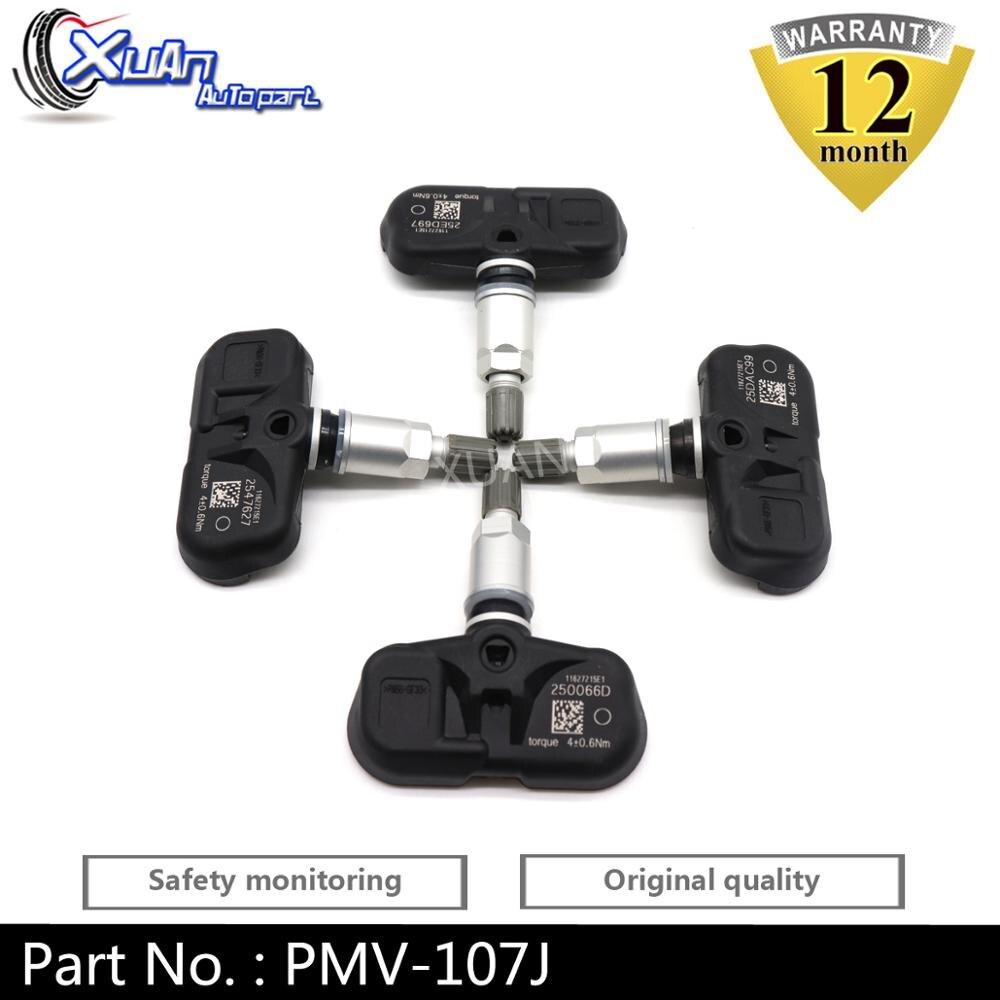 PMV-107J Tire Pressure Sensor TPMS For Toyota Corolla FJ Land Cruiser Highlander