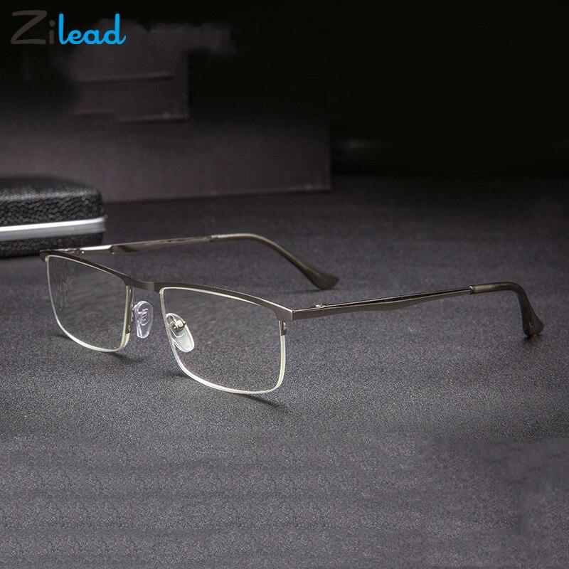 Zilead Anti Blue Light Retro Reading Glasses Presbyopic Spectacles Eyeglasses Men Women Simple Design Light Eyewear Oculos