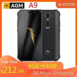 Original AGM A9 Android 8.1 18:9 5.99