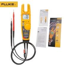 100% Original Fluke T6 1000 Clamp Meter Multimeter Kontinuität Aktuelle Elektrische Tester Non kontaktieren Spannung Hohe Präzision Öffnen