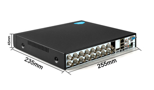Image 3 - Videocamera CCTV 1080P,960P,720P XMeye Hi3521D H.265 16 canali 16CH 1080N 6 in 1 videoregistratore ibrido Wifi TVi CVI NVR AHD DVR