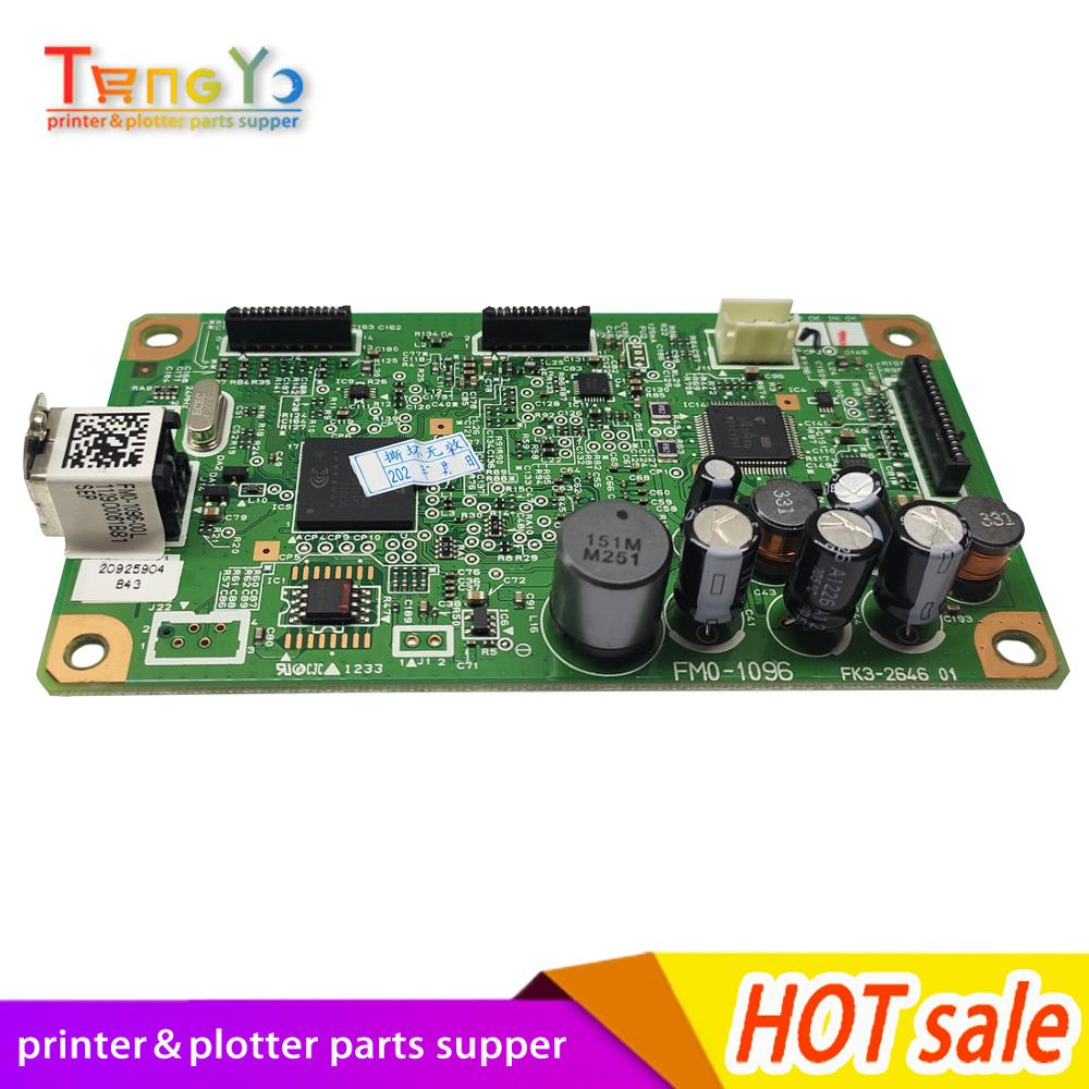 Used Formatter Board For canon MF3010 MF-3010 MF 3010 logic Main Board MainBoard mother board FM0-1096 FM0-1096-000 image