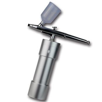 цена на Portable Rechargeable Electric Atmospheric pressure Small Airbrush Air Pump Set Marker Spray Paint Paint Tools Spray Gun