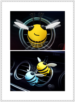 Creative Bees air freshener ventilation outlet interior perfume spray vehicle perfume for Honda Jade FCV Crider NSX-GT N-One image