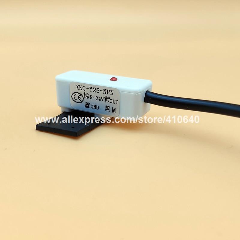 XKC-Y26-NPN intelligentne kontaktivaba välimine kleepuv veetaseme - Mõõtevahendid - Foto 4