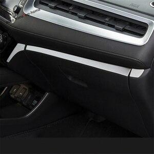 Image 3 - Interior Em Aço Inoxidável Para Honda HR V Yimaautotrims/Vezel 2014   2020 Instrumento Painel painel Esfregar Tira de Cobertura Guarnição