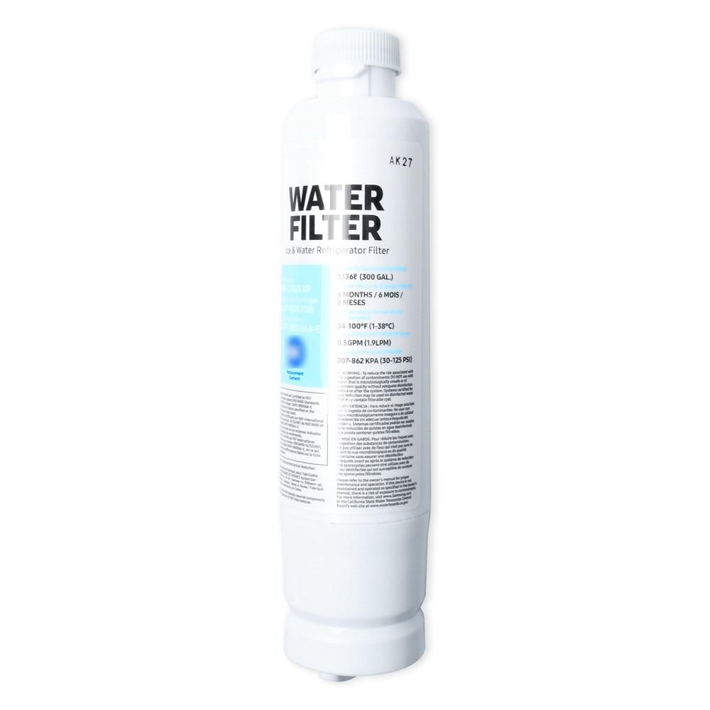 4 filtros de agua do refrigerador da 01