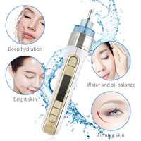 Tragbare 3D Smart Injektor Stift Wasser Mesotherapie Meso Pistole Injektion Haut Verjüngung Entfernung Falten & Beutel Schönheit Gesicht Salon