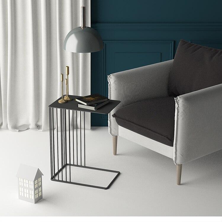 Скандинавский u образный металлический Цветочный стеллаж современный