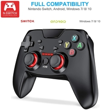 Wireless Controller for Nintendo Switch, Switch Pro Controller with Adjustable Turbo Dualshock Switc