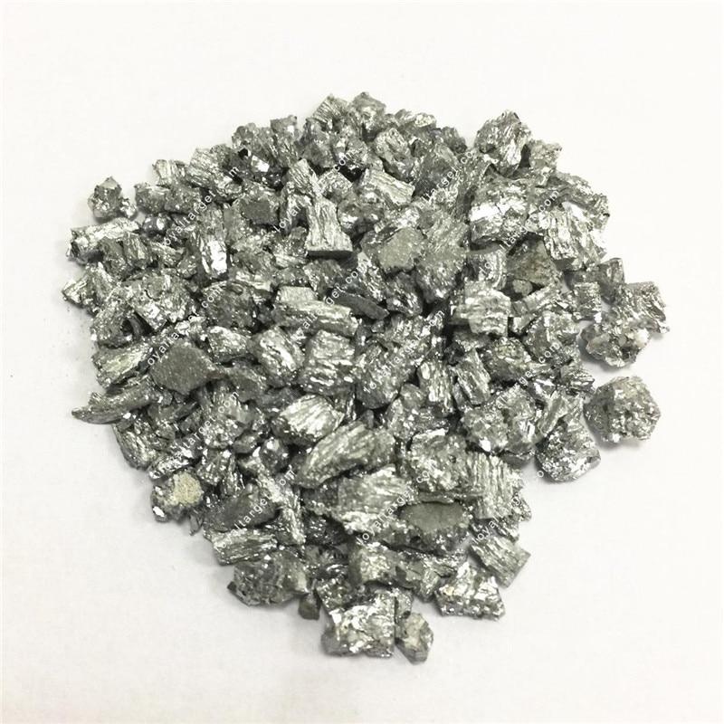 High Pure Antimony Metal  Antimony Ingot Grain For  Scientific Research