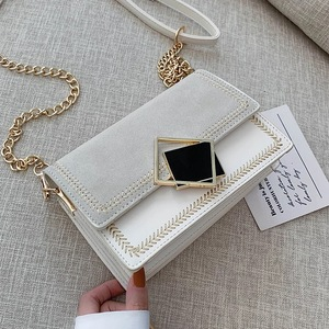 Image 1 - AXUKES Scrub Leather Small Crossbody Womens 2019 NEW China Shoulder Bags Main Female Travel Handbags and Wallets Evening Bags