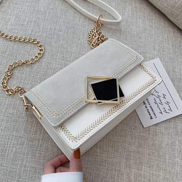 AXUKES Scrub Leather Small Crossbody Womens 2019 NEW China Shoulder Bags Main Female Travel Handbags and Wallets Evening Bags
