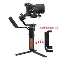 Feiyu AK2000 S 3 Axis handheld Gimbal Stabilizer for Sony Canon Panasonic Nikon Mirrorless and DSLR Digital Camera Smart Touch