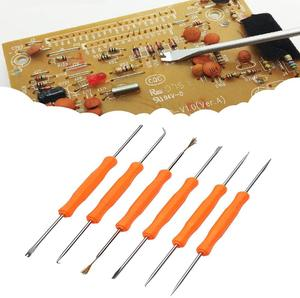 Image 5 - Full Set 60W 110V/220V Electric Soldering Iron Kit with Adjustable Temperature Welding Iron Electronic Repair Tool
