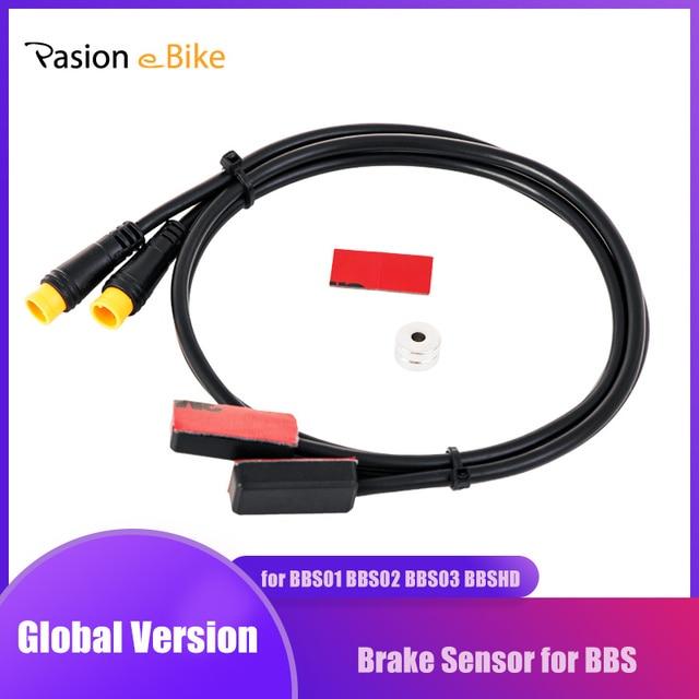אמצע כונן מנוע בלם חיישן BAFANGE BBS02 BBS01 BBSHD E lectric אופניים ערכת בלם מנוף