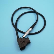Teradek Bond, Teradek Bolt Pro 300 500 600 1000 RX Cable de alimentación adaptador, Anton Bauer d tap Dtap a FGG 0B 2 pin macho