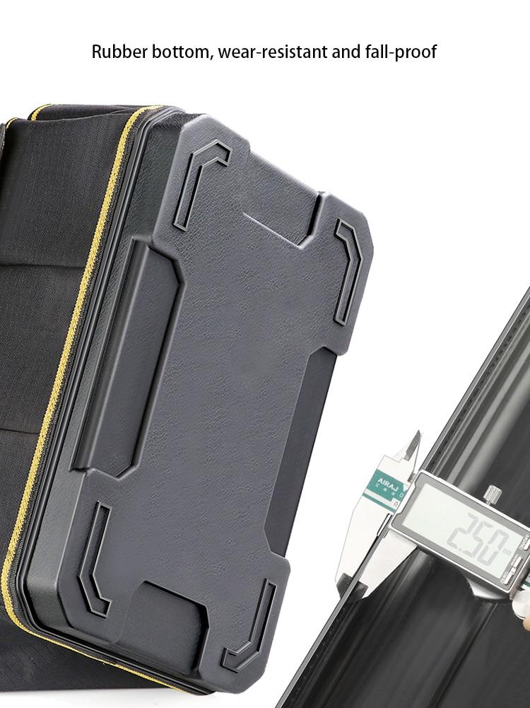 Ultimate SaleAIRAJ 13/15/17-/.. Toolkit Storage Electrician-Bag Strong-Tool Oxford 1680D Waterproof
