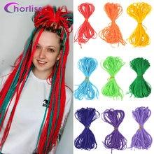 Zizi tranças caixa de crochê pacotes de cabelo de crochê chorliss extensões de cabelo sintético roxo balck vermelho rosa vermelho zizi trança cabelo