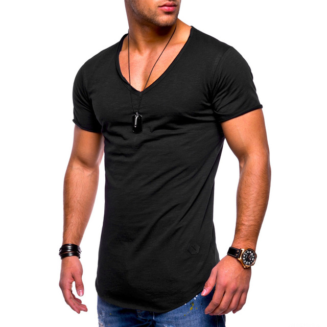 New-2020-Summer-Men-s-T-Shirt-Solid-color-Cotton-Comfortable-Mens-Short-sleeve-Fashion-Casual.jpg_640x640 (1)