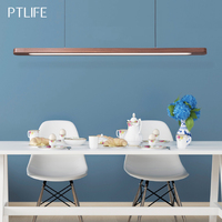 Nordic Style Modern Pendant Lights Hang lamp Solid Wood LED Pendant Lamps for Restaurant Bar Office Dining Room