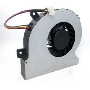 Image 2 - 1 قطعة مروحة تكاملية لهاير متعة Q9 مروحة دون ريش PLB11020B12H 12 فولت 0.7A 4 Pin موصل