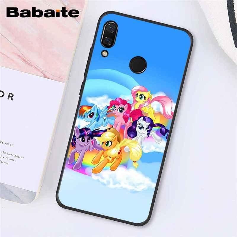 Babaite Magic с рисунком из мультфильма «Мой Маленький Пони» чехол для телефона для Xiaomi Redmi4X 6A S2 Go Redmi 5 5Plus Note4 Note5 7 Note6Pro