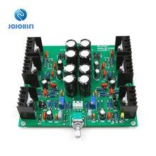 PCB 보드/DIY 키트/JLH HOOD1969 클래스 A 오디오 보드 헤드폰 용 보드 완성 AC 12V 0V 12V 프리 앰프 Amp 프리 앰프 보드