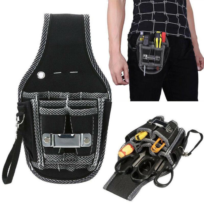 2020 Hot Electrician Tool Bag Nylon Fabric Waist Pocket Pouch Belt Storage Kit Holder Maintenance