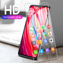 9H Tempered Glass For Xiaomi Redmi 7 8 Note Pro Screen Protector Protective on redmi note