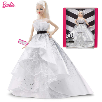 Original Barbie Dolls Limited Look with Clothes Women Princess Inspiring Collector Toys for Girls Gifts Birthday Presents - discount item  39% OFF Dolls & Accessories