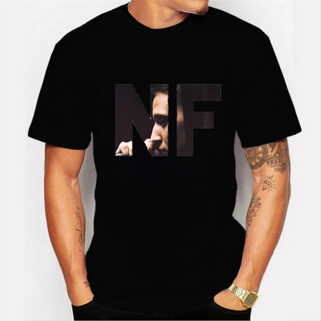 NF Casual T Shirt Cotton Tee 1