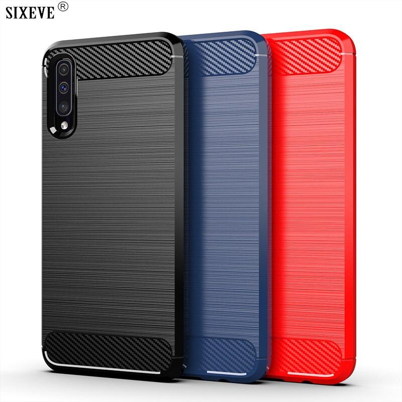 Luxo Caso À Prova de Choque Para Samsung Galaxy S6 S7 Borda S8 S9 S10 Plus E Nota 8 9 10 Pro M20 M30 A10 A20 A30 A40 Tampa Do Telefone Móvel