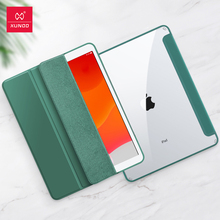 Xundd Tablet Case For Apple iPad 10 2 2020 Case Fashion Shell Cover Protective Transaprent Case For iPad 8 8th Generation Case tanie tanio Protective Shell Skin CN(Origin) Solid 5 31inch iPad Air Casual For iPad 8th Generation waterproof Shockproof Drop resistance