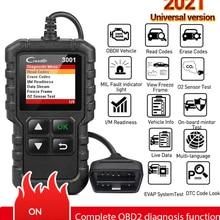Obd2 Professional Code-Reader Car-Diagnostic-Tools Update Automotive-Scanner Launch X431