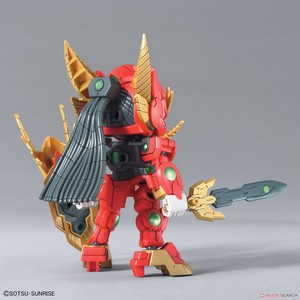 Image 4 - Bandai Gundam HG HGBD SDBD:R VALKYLANDERประกอบชุดตัวเลขการกระทำของเล่นเด็ก