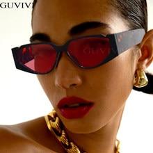 Солнцезащитные очки в винтажном стиле UV400 для мужчин и женщин, роскошные модные квадратные очки в стиле ретро, с красным леопардовым принтом...