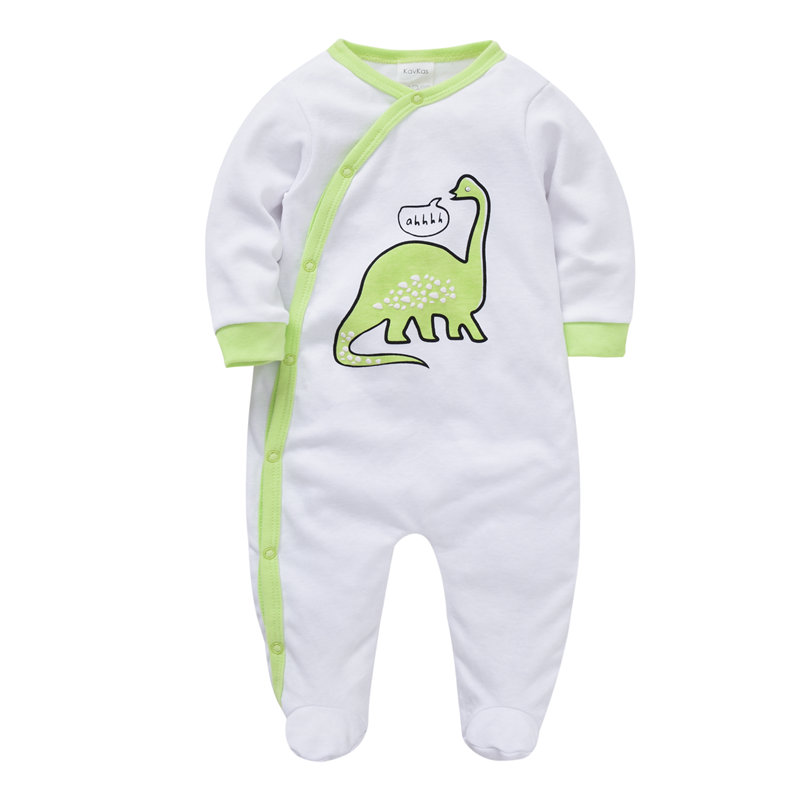 Newborn Baby Boys Pajamas Romper Cartoon Boys Clothes Overalls Romper Infants Bebes Jumpsuit Premature Infant Baby Clothes