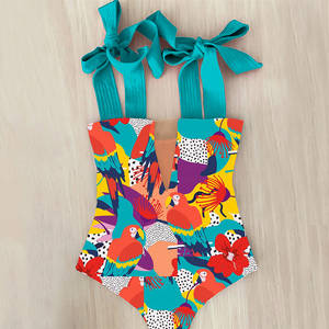 SOne-Piece Swimsuit M...