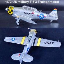 1:72 US wojskowy t-6g trener model koreański wojna gotowy produkt model kolekcjonerski 36318