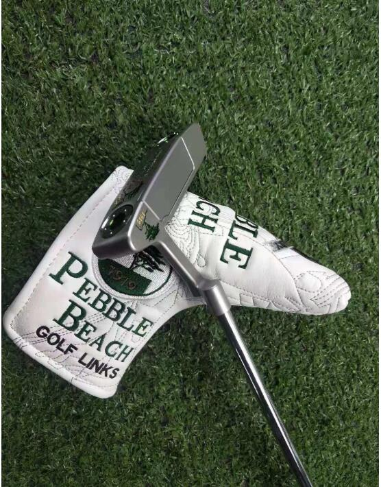 2019 New Pebble Beach Forged Golf Putters CNC Milled Golf Putter Blade Right Hand Free Shipping