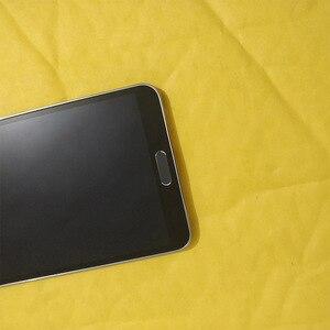 Image 3 - N9005 Lcd Voor Samsung Note 3 Lcd Touch Screen Digitizer Vervangende Onderdelen N9005 Display Voor Galaxy Note 3 Lcd Frame knop